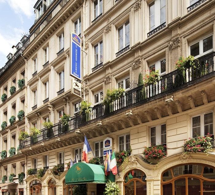 Hotel Au Manoir Saint Germain Paris Paris France
